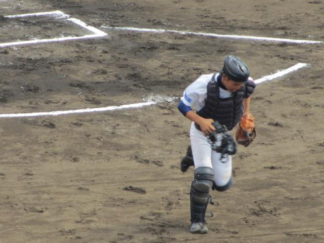 北信越高校野球石川県大会 三回戦 航空vs市工 073