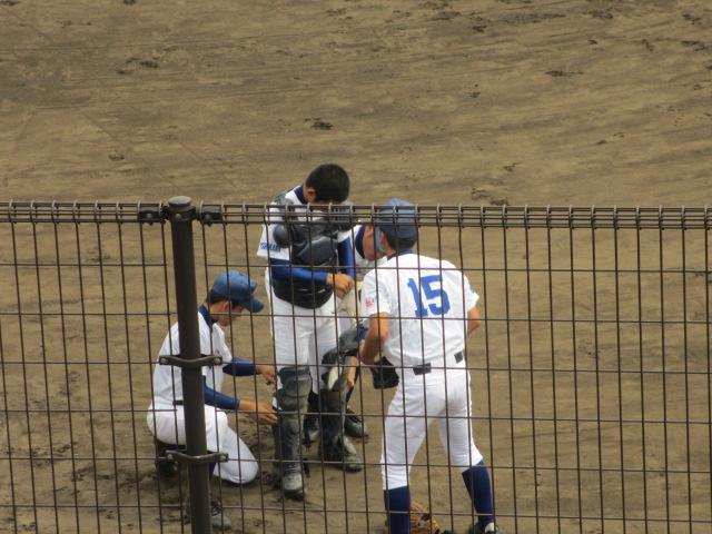 北信越高校野球石川県大会 三回戦 航空vs市工 071