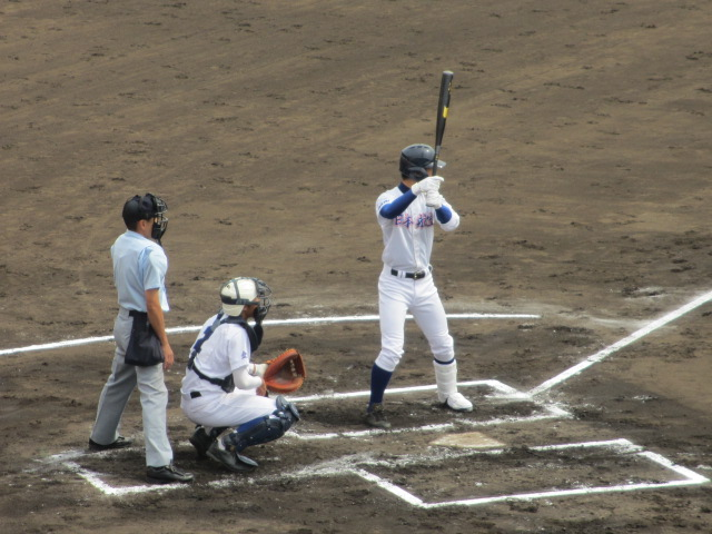 北信越高校野球石川県大会 三回戦 航空vs市工 068