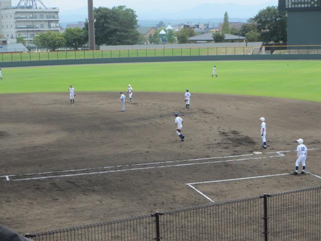 北信越高校野球石川県大会 三回戦 航空vs市工 079