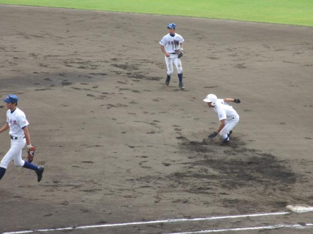 北信越高校野球石川県大会 三回戦 航空vs市工 077