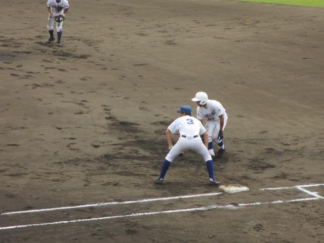 北信越高校野球石川県大会 三回戦 航空vs市工 076