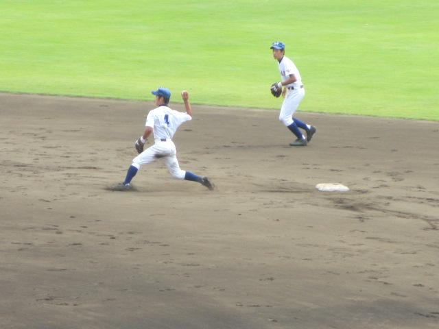 北信越高校野球石川県大会 三回戦 航空vs市工 074