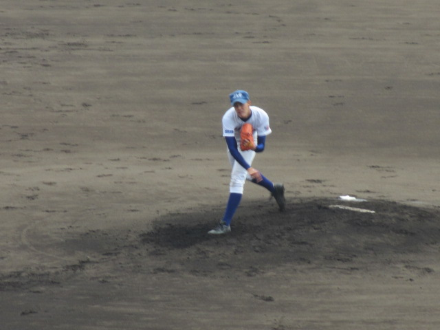 北信越高校野球石川県大会 三回戦 航空vs市工 075