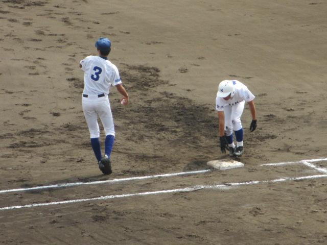 北信越高校野球石川県大会 三回戦 航空vs市工 085