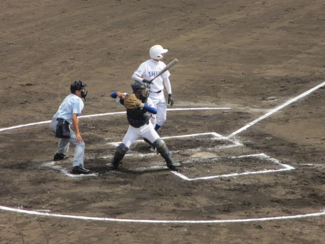 北信越高校野球石川県大会 三回戦 航空vs市工 084