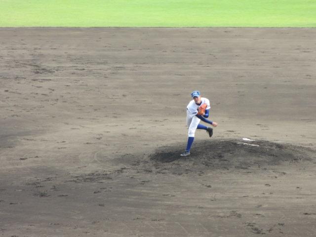 北信越高校野球石川県大会 三回戦 航空vs市工 082