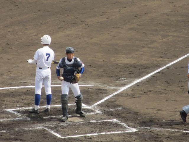 北信越高校野球石川県大会 三回戦 航空vs市工 089