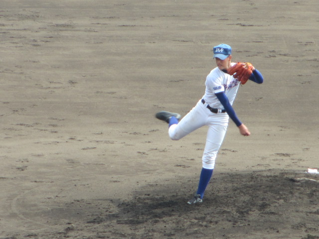 北信越高校野球石川県大会 三回戦 航空vs市工 097