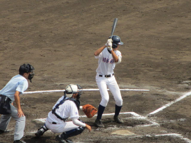 北信越高校野球石川県大会 三回戦 航空vs市工 108