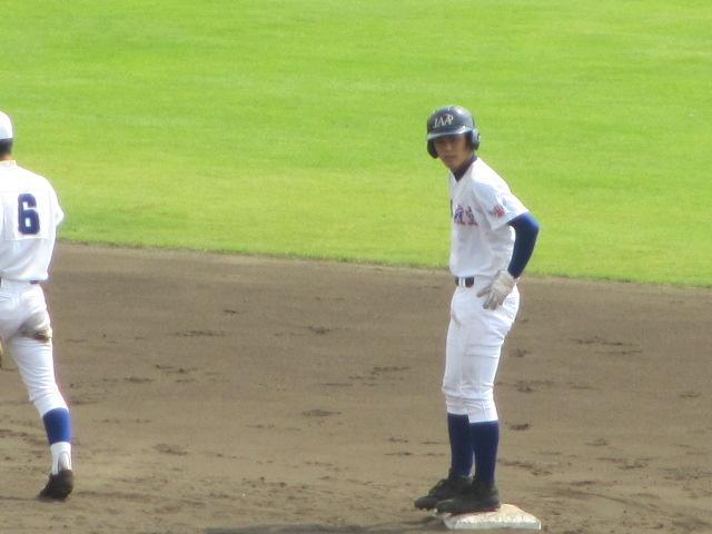 北信越高校野球石川県大会 三回戦 航空vs市工 107