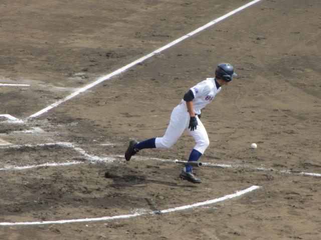 北信越高校野球石川県大会 三回戦 航空vs市工 115