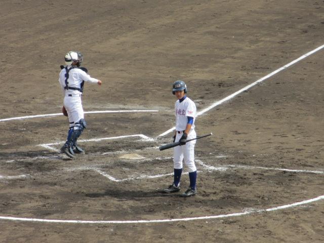 北信越高校野球石川県大会 三回戦 航空vs市工 114