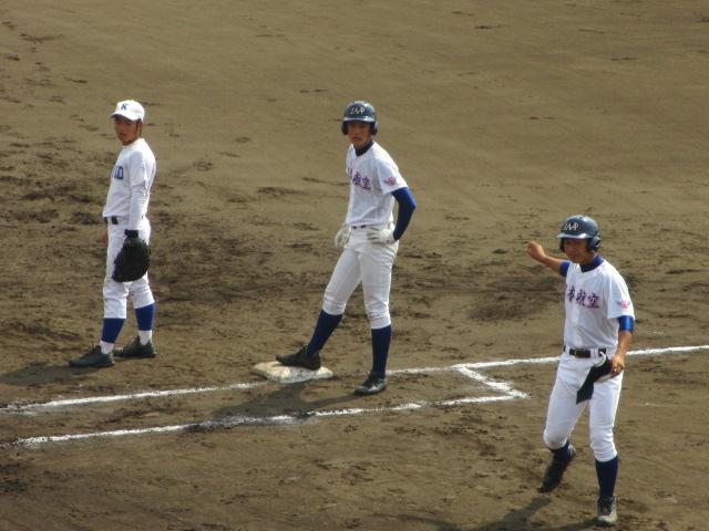 北信越高校野球石川県大会 三回戦 航空vs市工 120