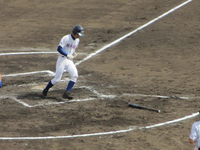 北信越高校野球石川県大会 三回戦 航空vs市工 119