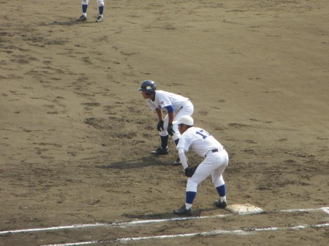 北信越高校野球石川県大会 三回戦 航空vs市工 117