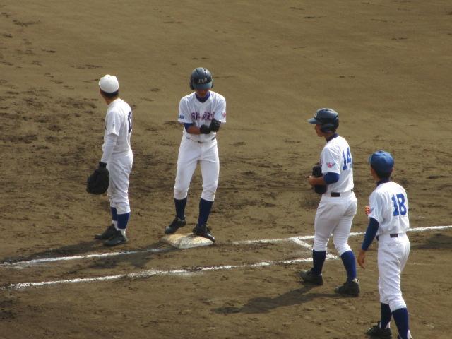 北信越高校野球石川県大会 三回戦 航空vs市工 116