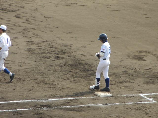 北信越高校野球石川県大会 三回戦 航空vs市工 126