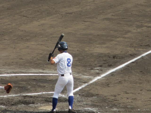 北信越高校野球石川県大会 三回戦 航空vs市工 130