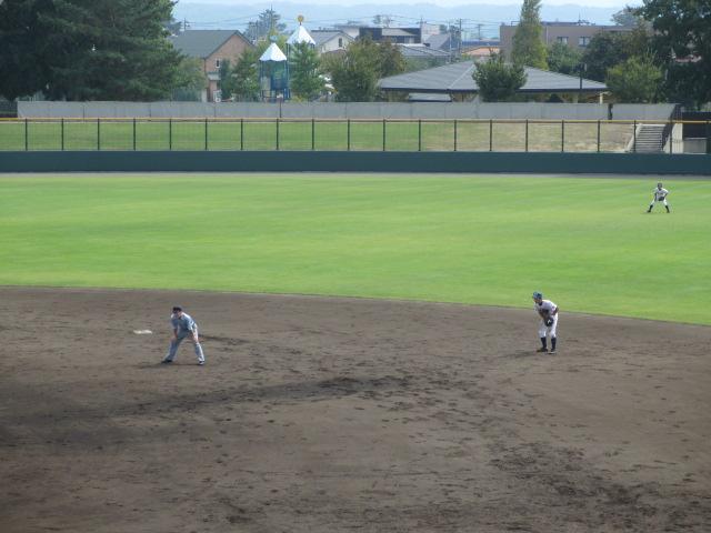 北信越高校野球石川県大会 三回戦 航空vs市工 139