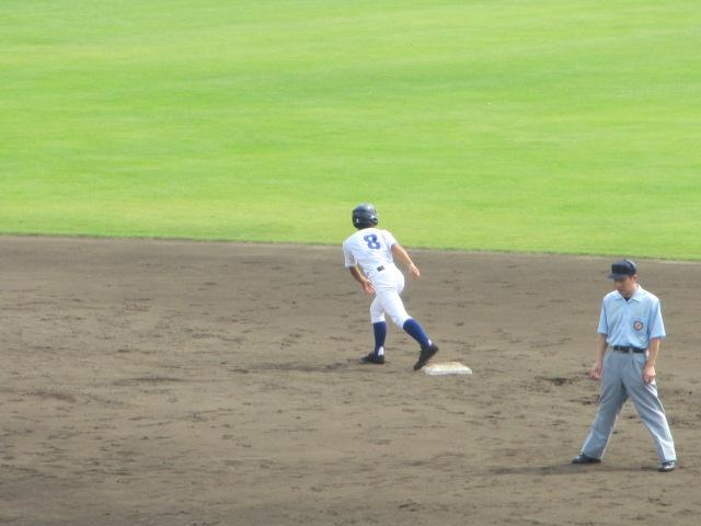 北信越高校野球石川県大会 三回戦 航空vs市工 152