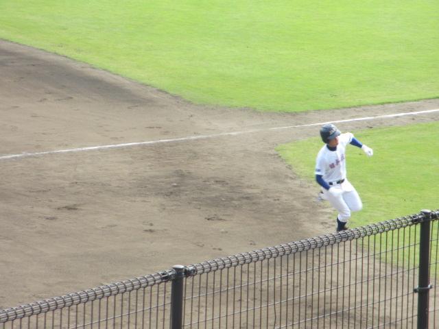 北信越高校野球石川県大会 三回戦 航空vs市工 151