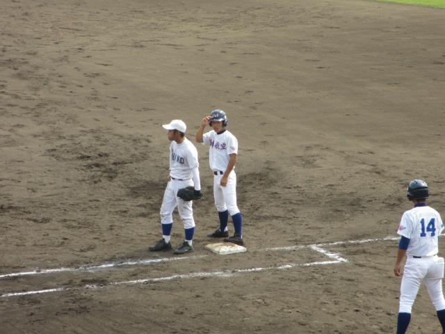 北信越高校野球石川県大会 三回戦 航空vs市工 149