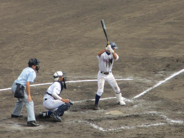 北信越高校野球石川県大会 三回戦 航空vs市工 147