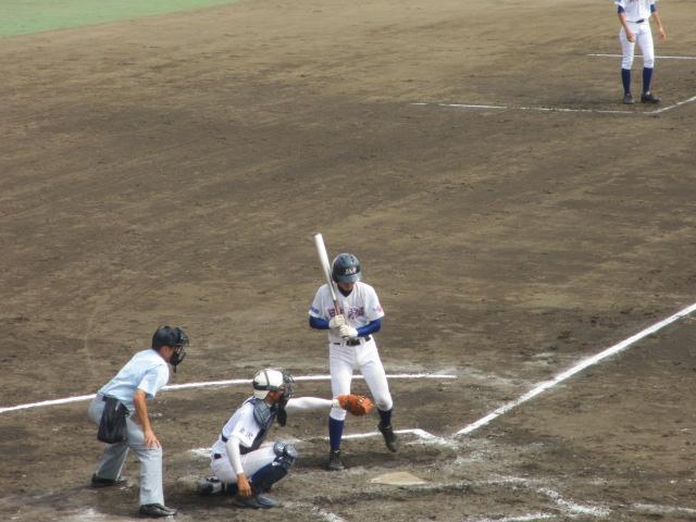 北信越高校野球石川県大会 三回戦 航空vs市工 154