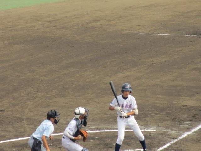 北信越高校野球石川県大会 三回戦 航空vs市工 166