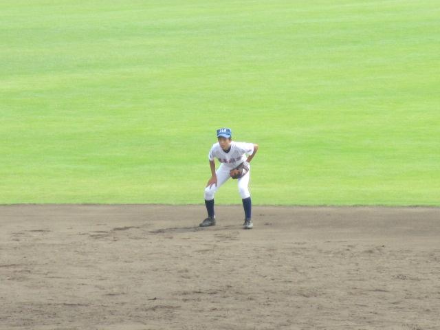 北信越高校野球石川県大会 三回戦 航空vs市工 171