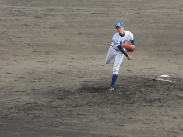 北信越高校野球石川県大会 三回戦 航空vs市工 170
