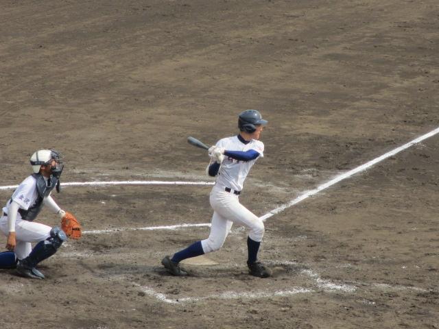 北信越高校野球石川県大会 三回戦 航空vs市工 186