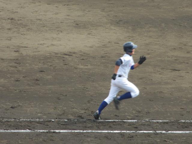 北信越高校野球石川県大会 三回戦 航空vs市工 184