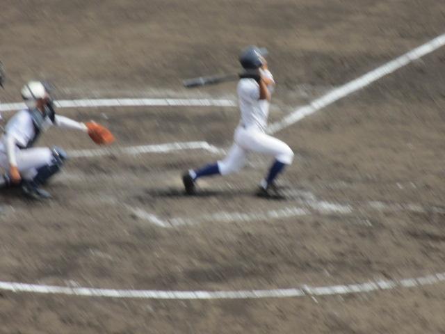 北信越高校野球石川県大会 三回戦 航空vs市工 192