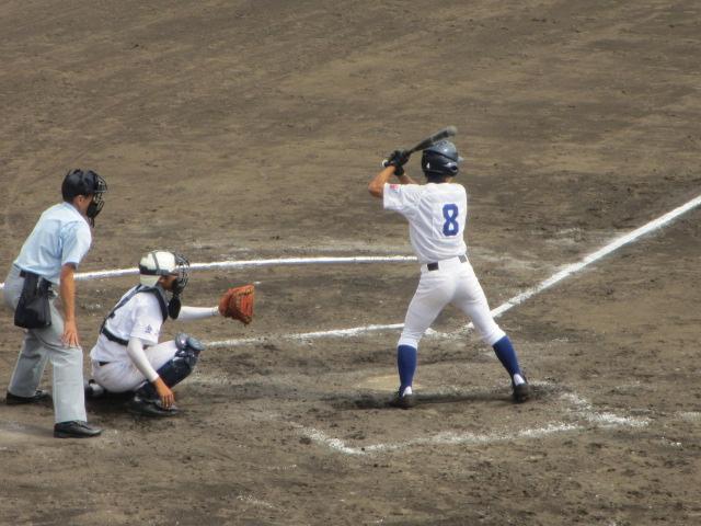 北信越高校野球石川県大会 三回戦 航空vs市工 191