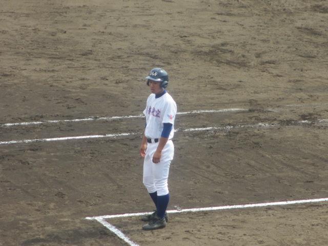 北信越高校野球石川県大会 三回戦 航空vs市工 202