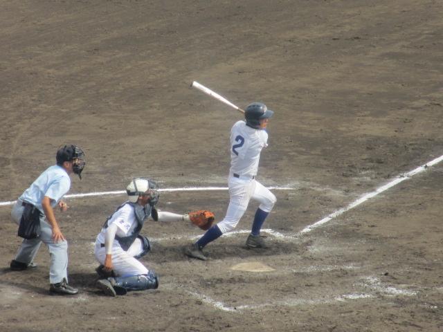 北信越高校野球石川県大会 三回戦 航空vs市工 212