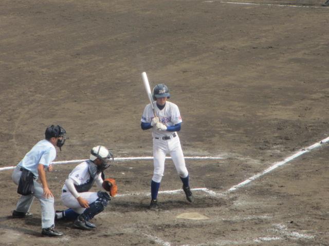 北信越高校野球石川県大会 三回戦 航空vs市工 211