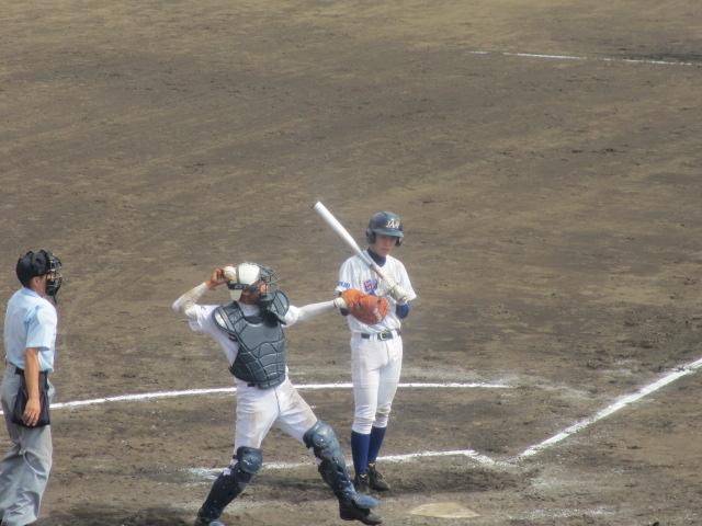 北信越高校野球石川県大会 三回戦 航空vs市工 210