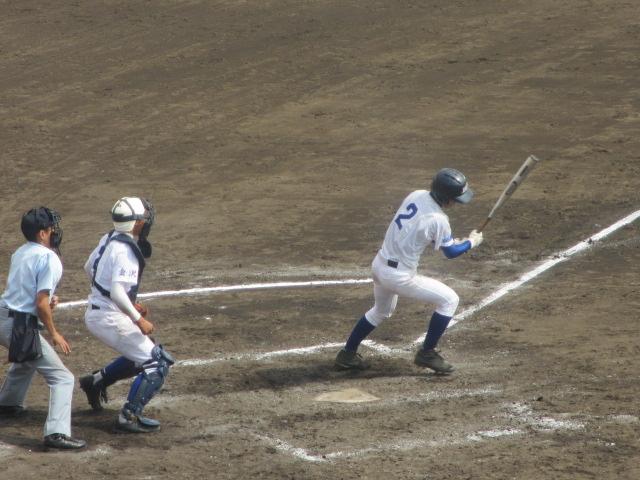 北信越高校野球石川県大会 三回戦 航空vs市工 213