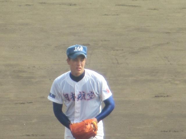 北信越高校野球石川県大会 三回戦 航空vs市工 229
