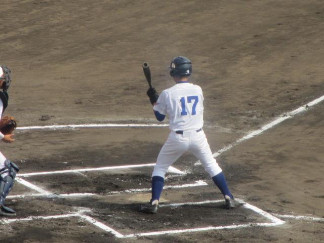 北信越高校野球石川県大会 三回戦 航空vs市工 226