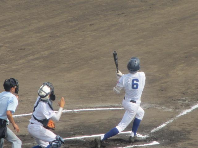 北信越高校野球石川県大会 三回戦 航空vs市工 224