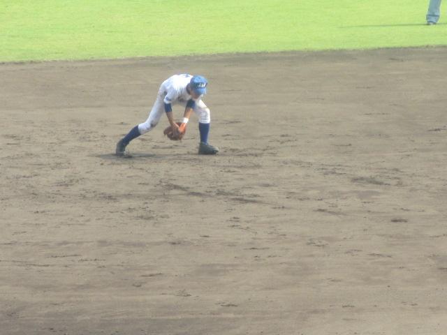 北信越高校野球石川県大会 三回戦 航空vs市工 231