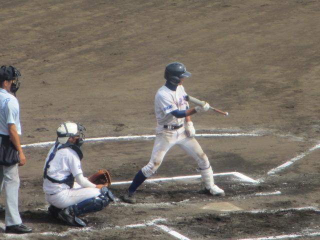 北信越高校野球石川県大会 三回戦 航空vs市工 239
