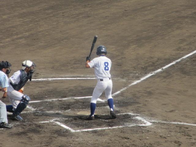 北信越高校野球石川県大会 三回戦 航空vs市工 245