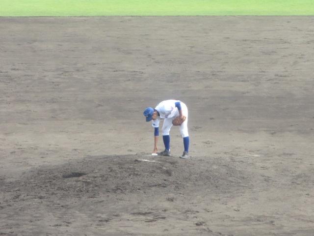 北信越高校野球石川県大会 三回戦 航空vs市工 257