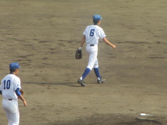 北信越高校野球石川県大会 三回戦 航空vs市工 264