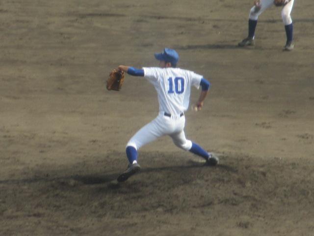北信越高校野球石川県大会 三回戦 航空vs市工 263